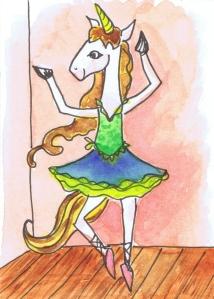 Una Ballerina
